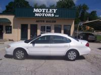 Options Included: N/A2002 Ford Taurus LX! Clean! Good