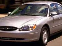 Check out this 2002 Ford Taurus LX Standard. It has a