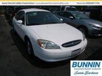Options:  2002 Ford Taurus Se|White|Special Online