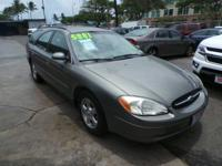 Check out this 2002 Ford Taurus . Its Automatic