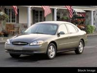 2002 Ford Taurus SEL FWD 4-Speed Automatic with