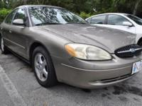 Check out this gently-used 2002 Ford Taurus we recently