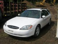 2002 Ford Taurus Station Wagon. This car is being sold