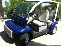 This is a street legal electric car with 4 seats,