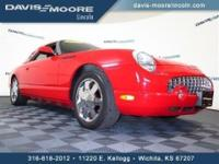 Only 25k miles! Removable hard top convertible! This