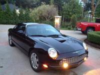 2002 Ford Thunderbird (MI) - $21,995 Exterior: Evening