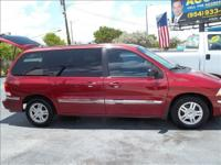 Options Included: N/A2002 FORD WINDSTAR MINI/VAN