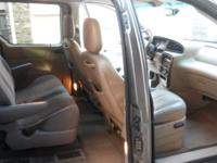 2002 ford windstar SEL full power requires absolutely