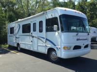 Length (feet):30Mileage:19,000Onan 4000 MicroQuiet gas