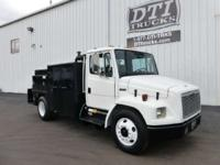 Service/ Utility Truck For Sale In Colorado. Service/