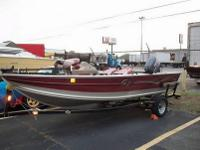 Up for sale is a 2002 G3 17' aluminum Deep-V with a