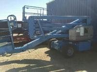 2002 Genie DC 24525 Boom Lift. This is an outstanding