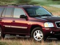 Options:  2002 Gmc Envoy|Pewter/|V6 4.2L Automatic|0