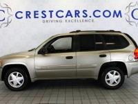 This 2002 GMC Envoy 4dr 2WD SLE is offered to you for