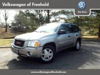 Volkswagen of Freehold presents this 2002 GMC ENVOY 4DR