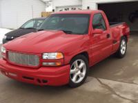 You are bidding on a 2002 GMC Sierra 1500 2wd custom