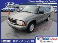 2002 GMC Sonoma, Just Traded In, Only 104,766 miles,
