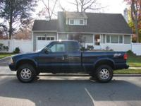 2002 GMC Sonoma SLS ZR2 4x4 with only 22,985 miles and