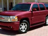 Recent Arrival! 2002 GMC AWD 4-Speed Automatic with