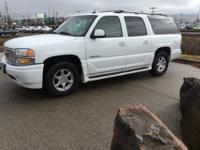 Yukon XL Denali cut. Sunroof, 3rd Row Seat, Heated