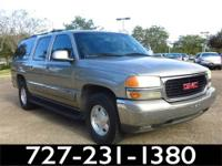 GULF COAST CAR CREDIT This is a 02' GMC Yukon XL 1500.