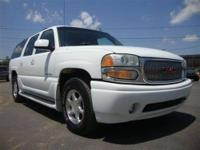 LUXURY AND STYLE!! This 2002 GMC Yukon XL Denali is