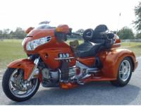 2002 GOLDWING TRIKE USED FOR SALE Just serviced '02 GL