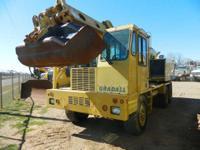 2002 Gradall XL4100 2002 Gradall XL4100 Excavators