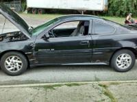 Have a 2002 grand am 3400 for parts or purchase car as