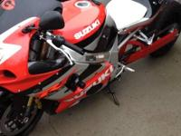 I have a 2002 gsxr 1000 for sale. This bike runs great