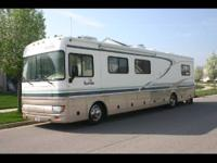 This motor home has been STORED INDOORS since purchased