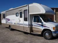 31 motorhome on a Ford chassis in very good condition.