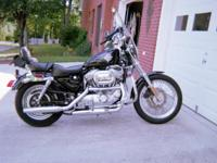 FOR SALE: Real nice 883 Sportster. 31K miles. Runs and