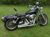 2002 Harley Davidson Dyna Low Rider Cruiser This