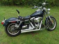 2002 Harley Davidson Dyna Low Rider Cruiser This