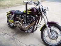 2002 Harley Davidson Dyna Super GlideBEAUTIFUL TURN