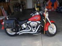 2002 Harley Davidson Fatboy Cruiser Check it Out! 2002