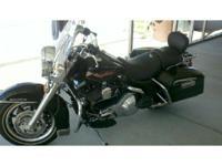 2002 Harley Davidson FLHRCI Road King Classic. 2002