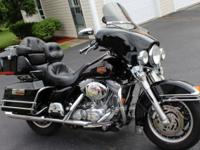 2002 Harley Davidson when it was bought the motor was