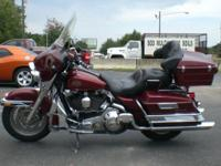 This Harley is ready for a new owner! Stop by and have