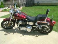 2002 Harley Davidson FXDL Dyna Low Rider . This Cruiser