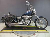 2002 Harley-Davidson FXDWG Dyna Wide Glide Loaded With