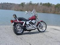 2002 Harley Wide FXDWG Dyna Wide Glide. Price reduced