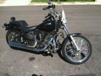 2002 HARLEY DAVIDSON SOFTAIL NIGHT TRAIN.I purchased