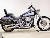 All trades desired. 2002 Harley-Davidson FXSTD/FXSTDI