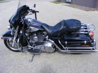 2002 Harley Davidson Road king Police Edition- Very