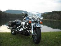 2002 Harley Davidson Road King ClassicVIN