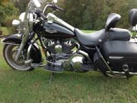 My 2002 FLHRCI is an awesome ride! It is in excellent