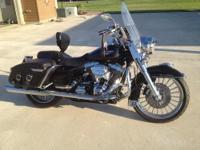 2002 Harley Davidson Road King Deluxe, 15677 miles,
