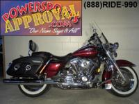2002 Harley Davidson Road King for sale only $7,500!